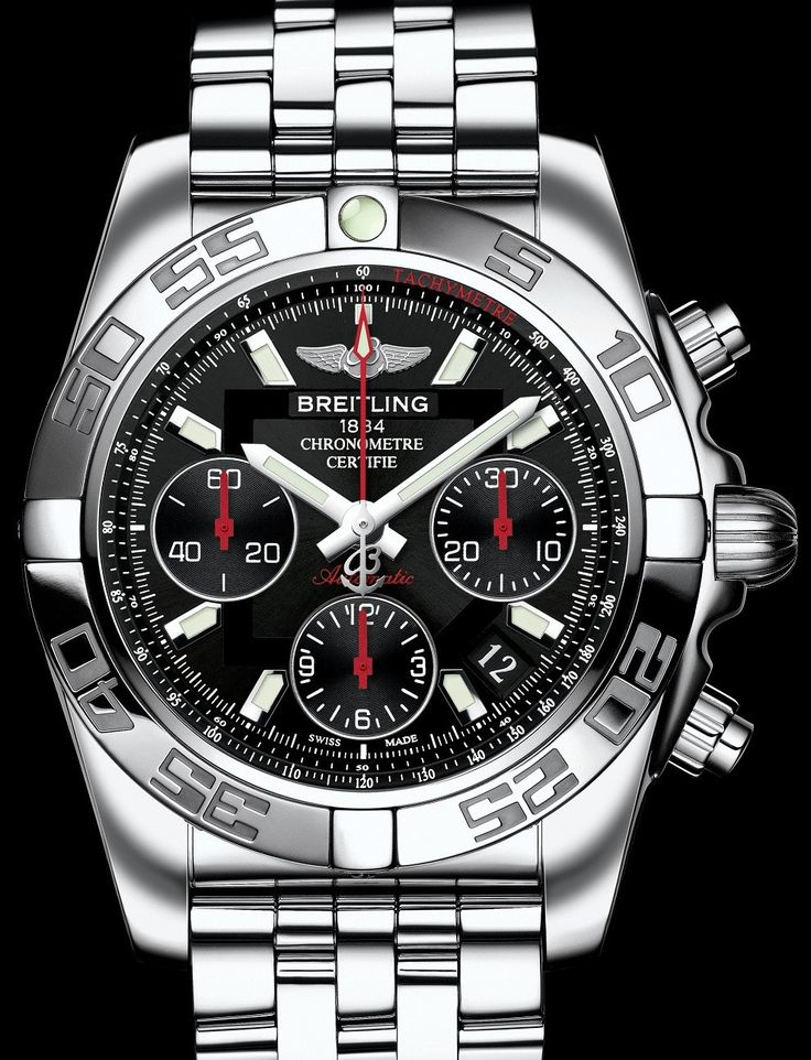 CHRONOMAT 41 LIMITED , Breitling Timepieces and Luxury Watches on Presentwatch