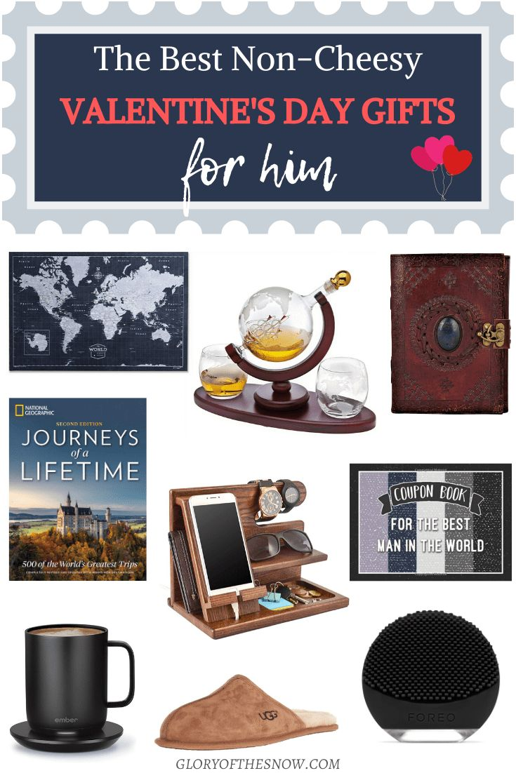 THE BEST NONCHEESY VALENTINE'S DAY GIFTS FOR HIM