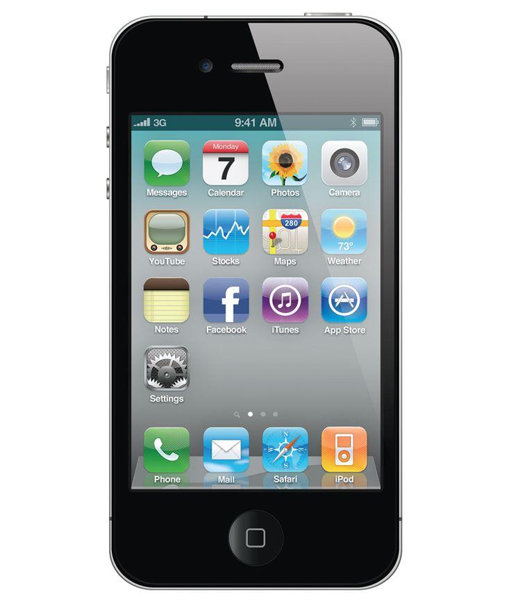 iPhone 4S 32GB Preto Seminovo Bom iPhone 4S 32GB Preto Seminovo Bom mais barato no TrocaFone com desconto!. Por apenas 521.55