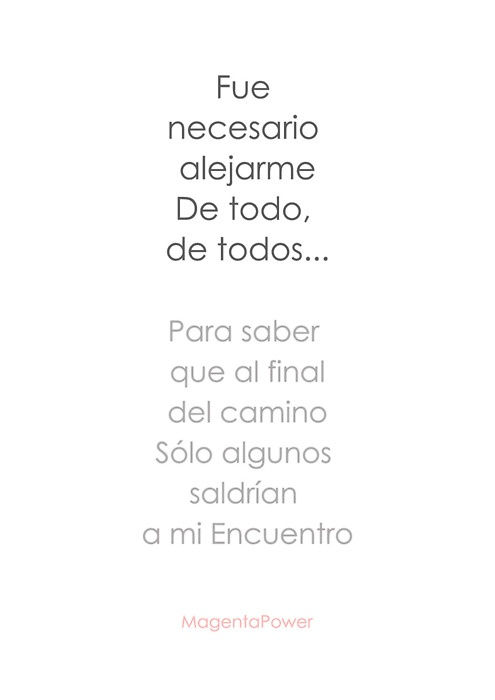 Quotes In Spanish About Life Tumblr alejarse para s...