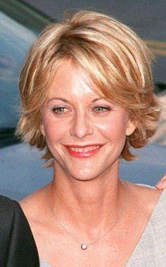 Image Result For Meg Ryan Short Hair Cheveux Tres Jolie
