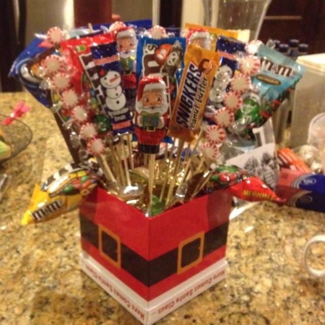 Christmas goody box