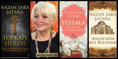 kitaplar:    NAZAN ŞARA ŞATANA'NINTOPKAPI ŞİFRESİKİTABINDAN:...