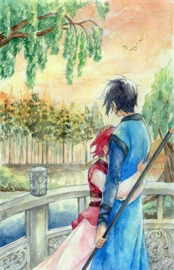 Akatsuki No Yona | Love Hak and Yona ♡♡