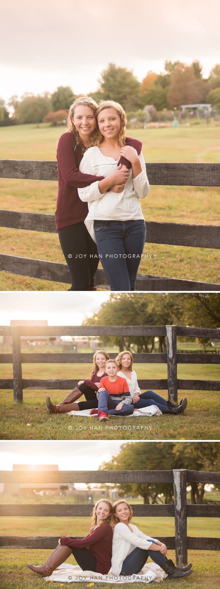 Family of Five Photography, Family Photography Posing Ideas, Natural Light…
