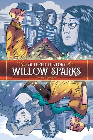 Afbeeldingsresultaat voor The altered history of Willow Sparks - Tara O'Neill
