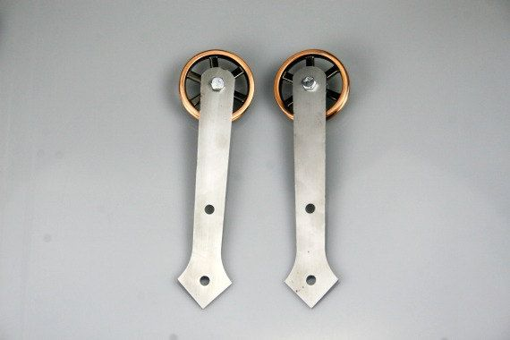 Mini Barn Door Hangers And Hardware Perfect For By