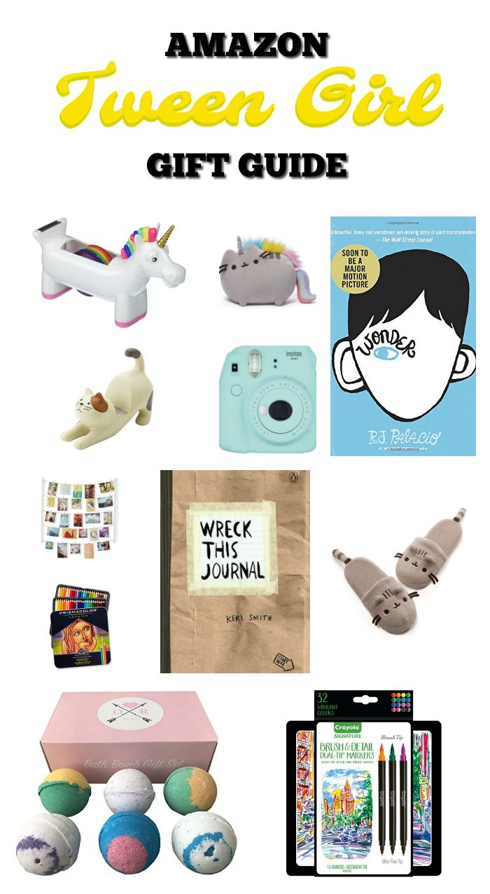 What Does Every Tween Girl Want Find Out In This Gift Guide Tweenage Selected Approved All Available On Amazon