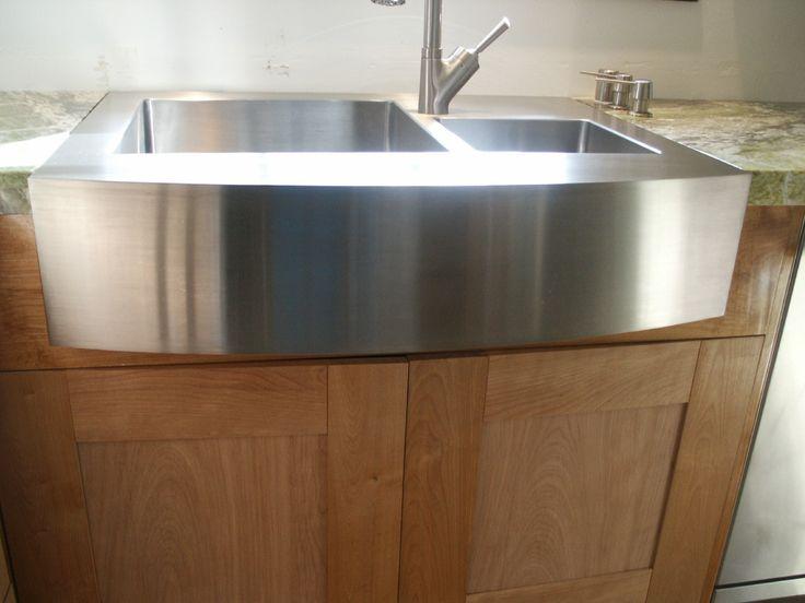 Flush Mount Apron/farmhouse Sink?