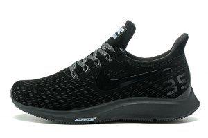 cec758736ae Mens Nike Air Zoom Pegasus 35 Suede Black Grey 728857 008 Running Shoes  Nike Air Zoom