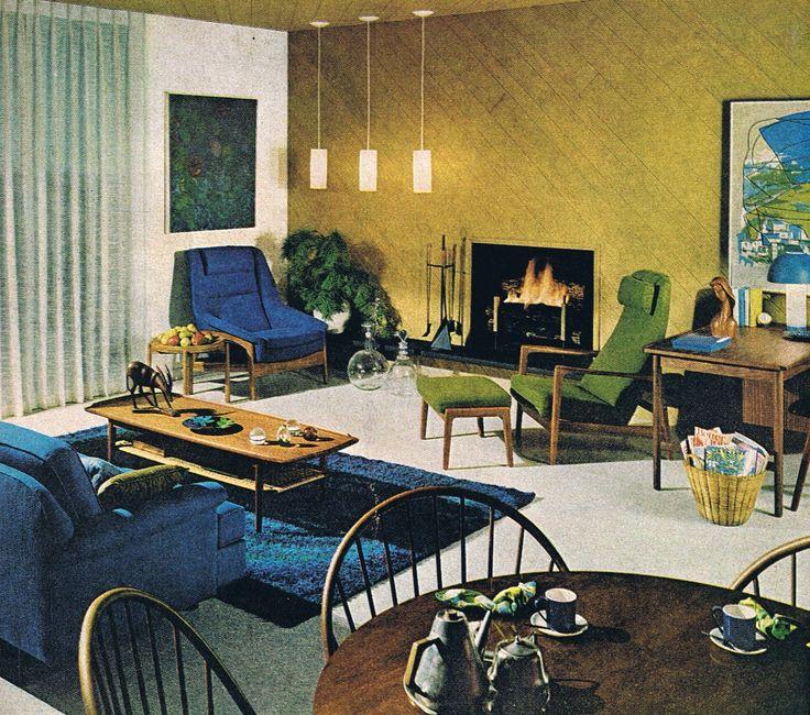 1101 best the vintage home images on pinterest | vintage interiors