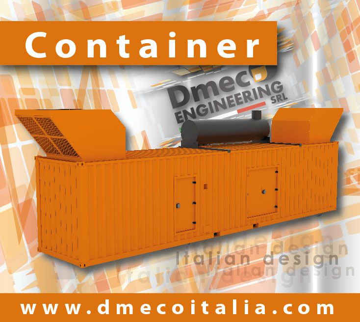 www.dmecoitalia.com  // #dmeco #dmecoengineering #engineering #dmecoitalia #soundproofing #container  #generator #genset  #rental  #products #italiandesign  #italianconcept #italianproducts #madeinitaly  #InTheWorld