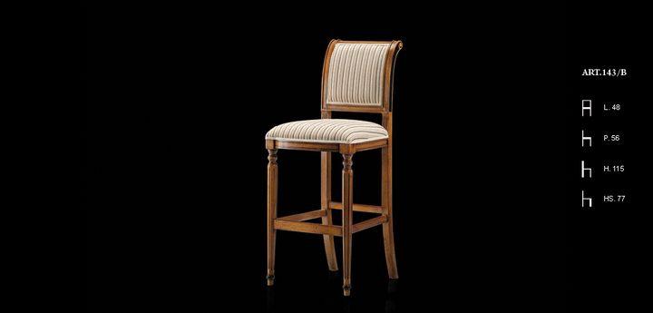Klasszikus olasz szék 143 - www.montegrappamoblili.hu