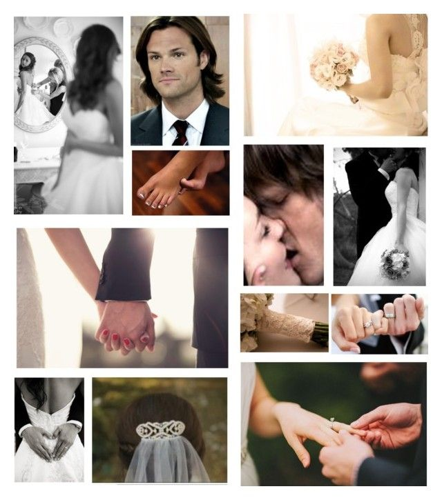 """Supernatural Getting Married to Sam Winchester"" by werewolf-gurl ❤ liked on Polyvore featuring Hudson Jeans and Peek"