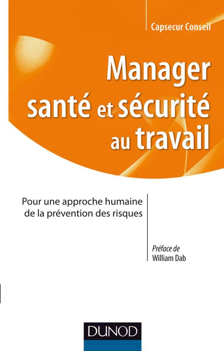 Manager santé et sécurité au Travail (eBook) Books