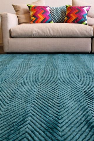 Whistler Handloom Knotted Rug, in Multiple Sizes & Colours - Complete Pad ®