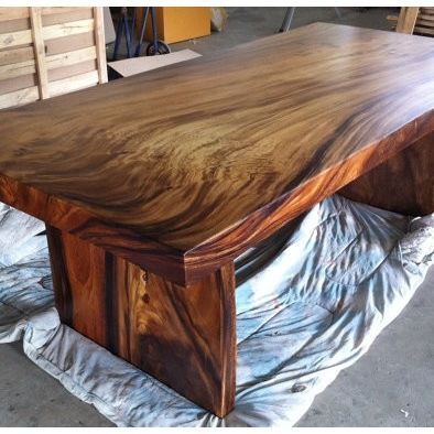24 Best Massive Wood Table Images On Pinterest  Dining Rooms Adorable Real Wood Dining Room Sets Review