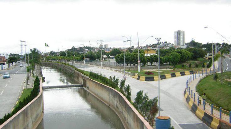 Rua em Poá (SP)