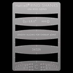 Ring templates - Dima per anelli