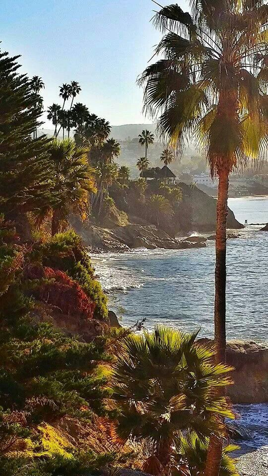 Laguna Beach, CA - I know this spot.....will be there in March!