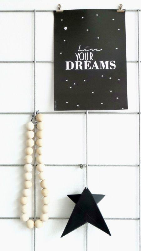 ♡ DIY :3D Paper Stars