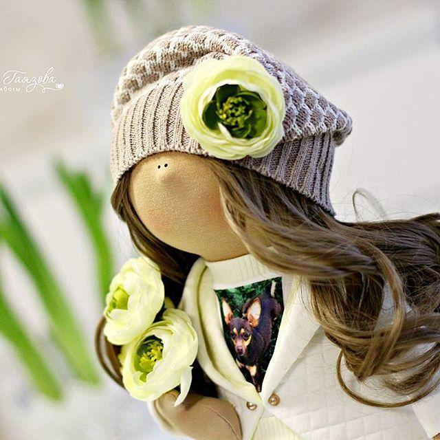 Весенняя💚🌿🌿🌿Куколка ростом 44 см сделана на заказ#gayadolls#куклыручнойработы#моялюбовь#handmade#fabricdoll#кукланазаказ#декордома#декор#дизайн#подарокналюбойслучай#подарокручнойработы#interiordoll#пермь#мастеркласс#doll#пермь#мастеркласспермь#пермьактивная#пермькрасивая#мкпермь#оригинальныйподарок#шьюназаказпермь#perm#хоббипермь#мкпермь#девочка#куколка#