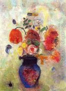 Bouquet Of Flowers2  by Odilon Redon