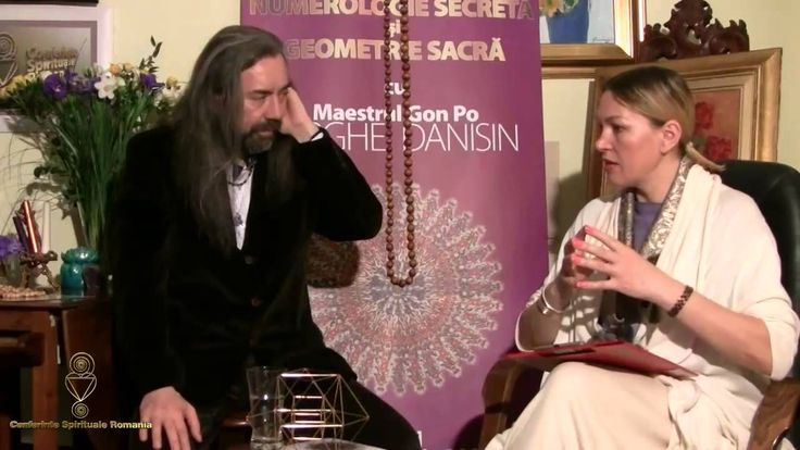 INTERVIU  Exclusiv cu MAESTRUl Gon Po Serghei Danisin prin Conferinte Sp...