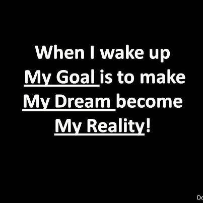 Make your dream become a reality!