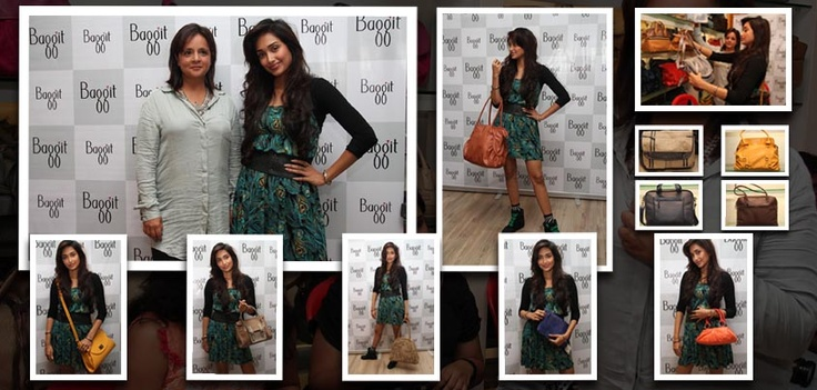 Jiah Khan! Confessing her obsessive love for bags!