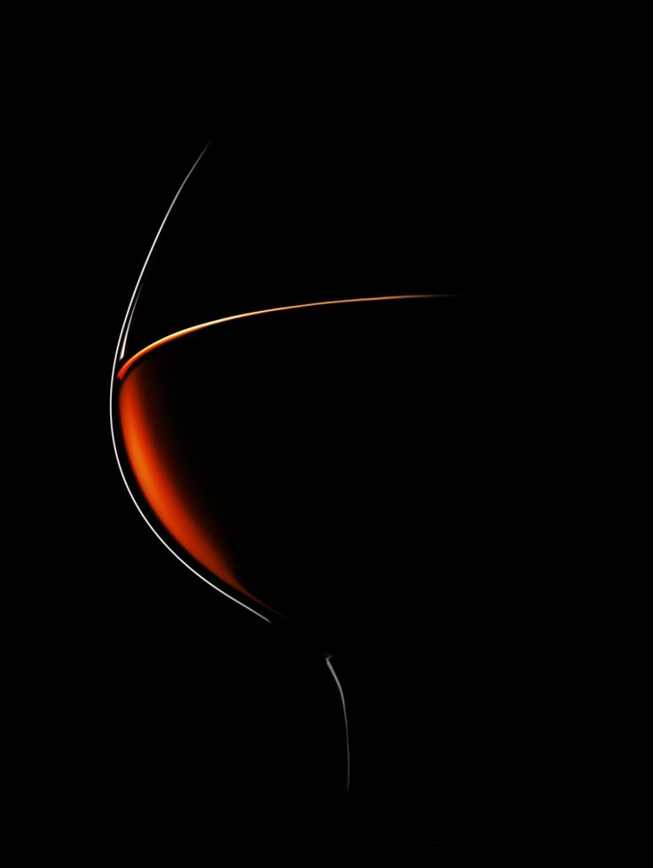 Richard Foster Photography -Wine glass Photography #BandW #cRed