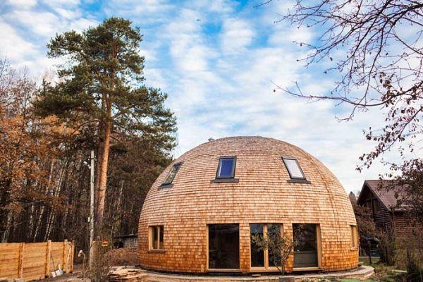 World of Design: Купольные дома будущего