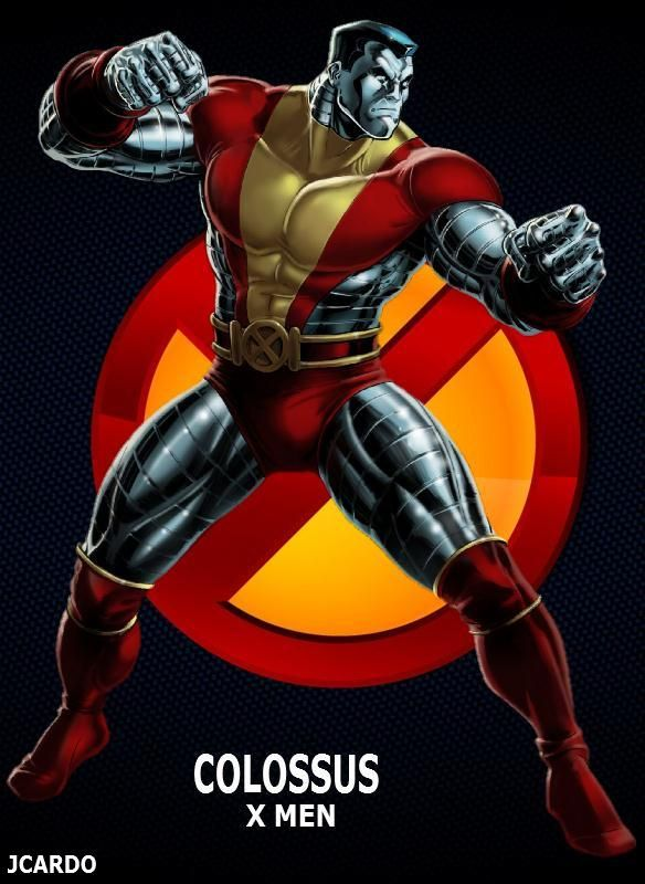 colossus marvel x men - photo #44