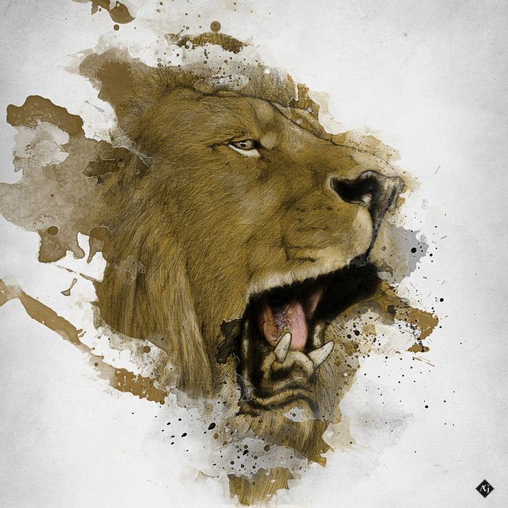 101 Lion Tattoo Designs For Boys And Girls To Live Daring: Best 25+ Watercolor Lion Tattoo Ideas On Pinterest