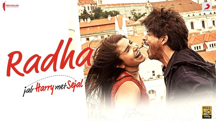Radha the very first track from the upcoming movie Jab Harry Met Sejal, starring Sharukh Khan  Lyrics: http://www.lyricshawa.com/2017/06/radha-lyrics-jab-harry-met-sejal-sunidhi-chauhan/