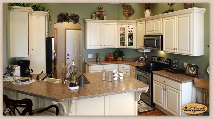 22 best (DP) Compact Kitchens - Showplace Cabinets images ...