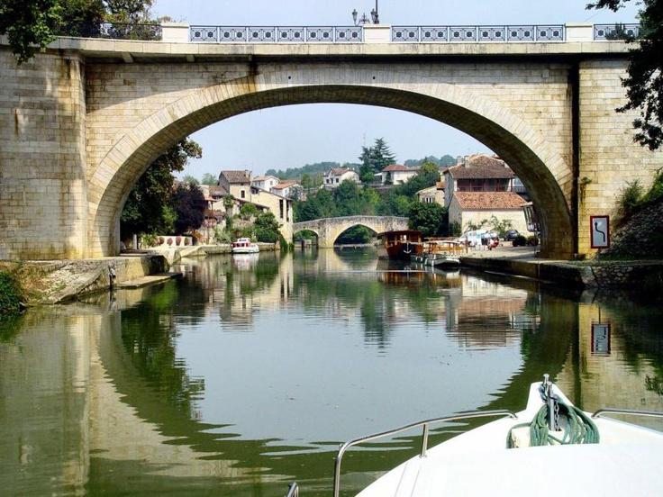 Jarnac ,(Charente)