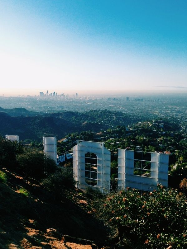 Los Angeles / photo by Walid Hoshmand