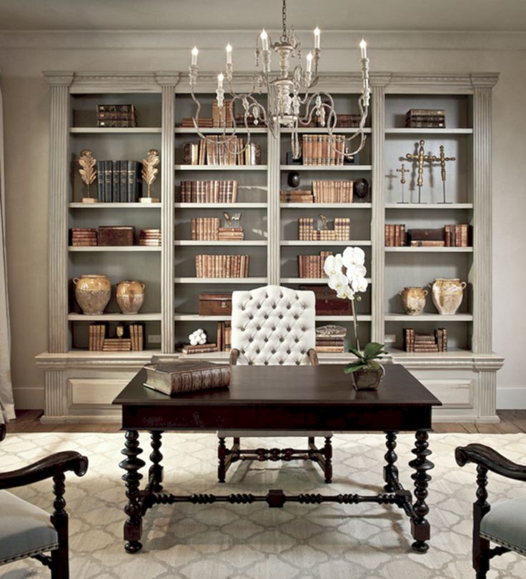75 Small Home Office Ideas For Men: Best 25+ Traditional Home Offices Ideas On Pinterest