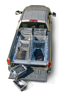 Truck Shells Custom Beds And Bodies Buyers Guide Damar Truckdeck