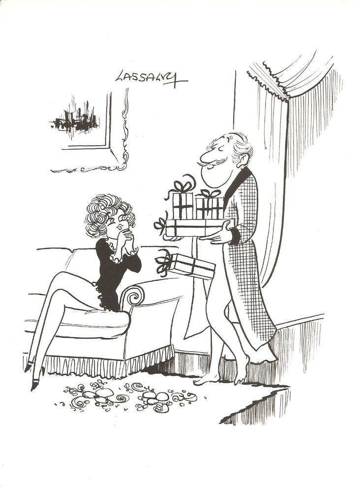 #043 Lassalvy Comic Art