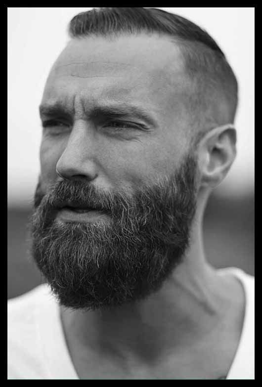 Short Hairstyles For Men With Beard 9 Best New Hair Images On Pinterest  Hair Dos Men's Haircuts And