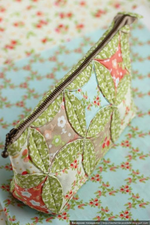Весенние косметички / Spring cosmetic bags - Вечерние посиделки
