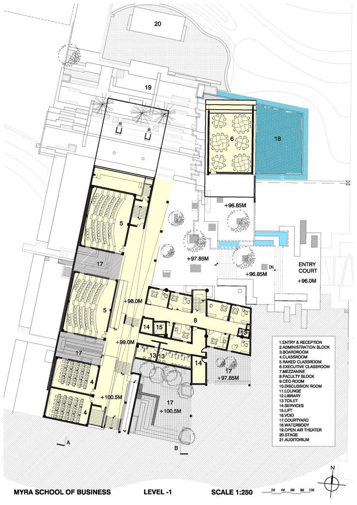 Gallery of Myra – School Of Business / Architecture Paradigm - 19