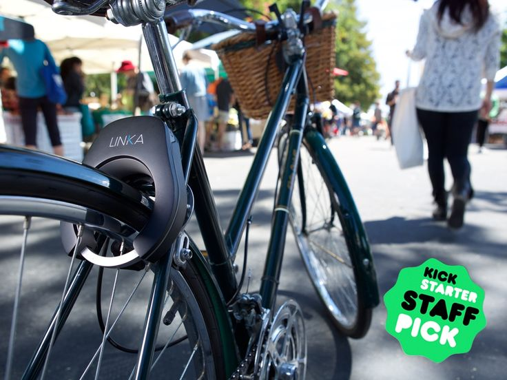 Lock Smarter Not Harder With Linka Our Bike Lock Features