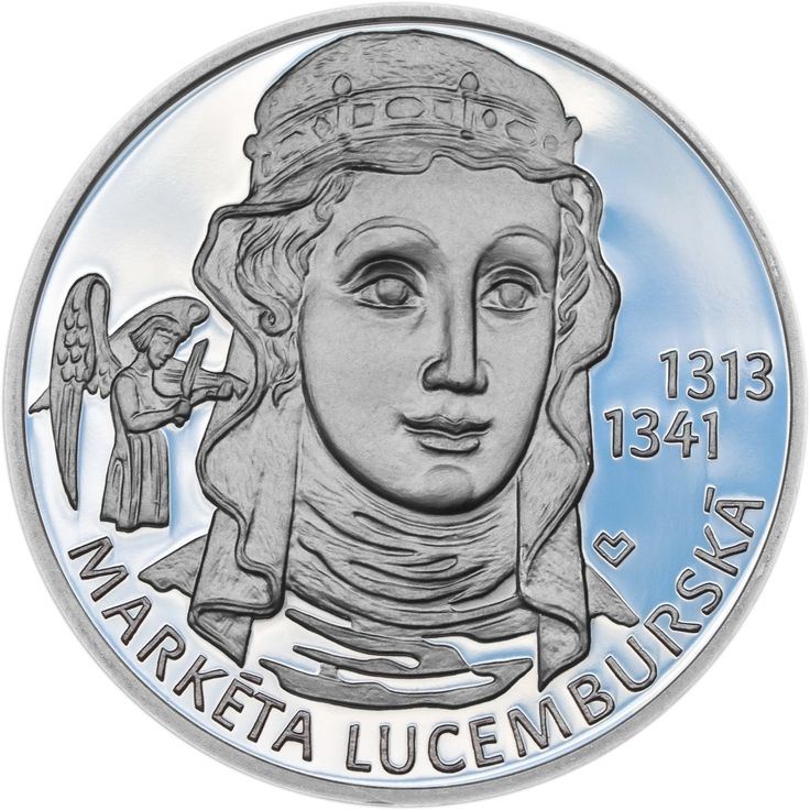 Markéta Lucemburská, dcera Jana Lucemburského, krále českého a polského, hraběte lucemburského, manželka Jindřicha II. Dolnobavorského, vévody dolnobavorského