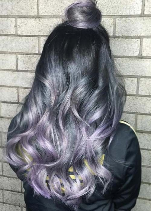 Top 25+ best Silver grey hair dye ideas on Pinterest   Grey dyed ...