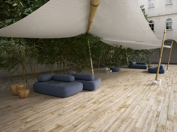 Wood Effect Porcelain Tiles: A Natural Vocation