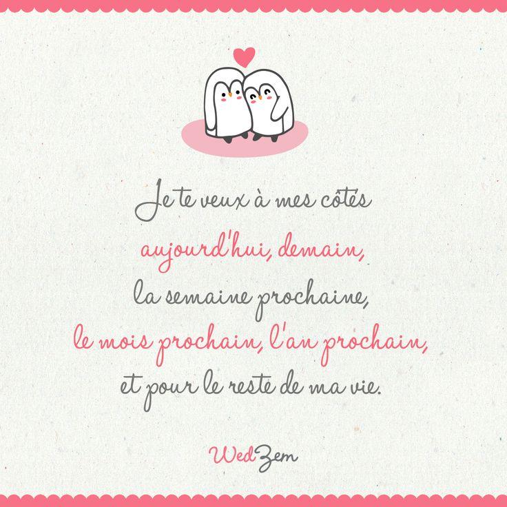 L'important c'est que tu sois toujours à mes côtés. #citation #amour