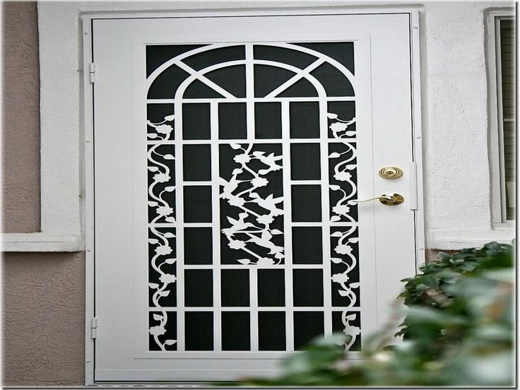 Best 25 Security Storm Doors Ideas On Pinterest Custom